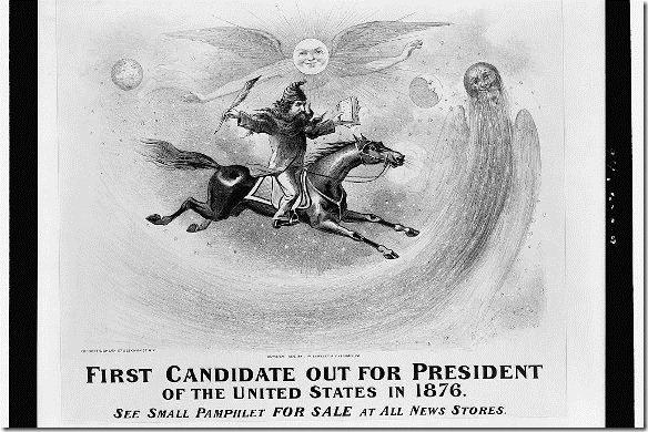 caricatura fechada en 1876