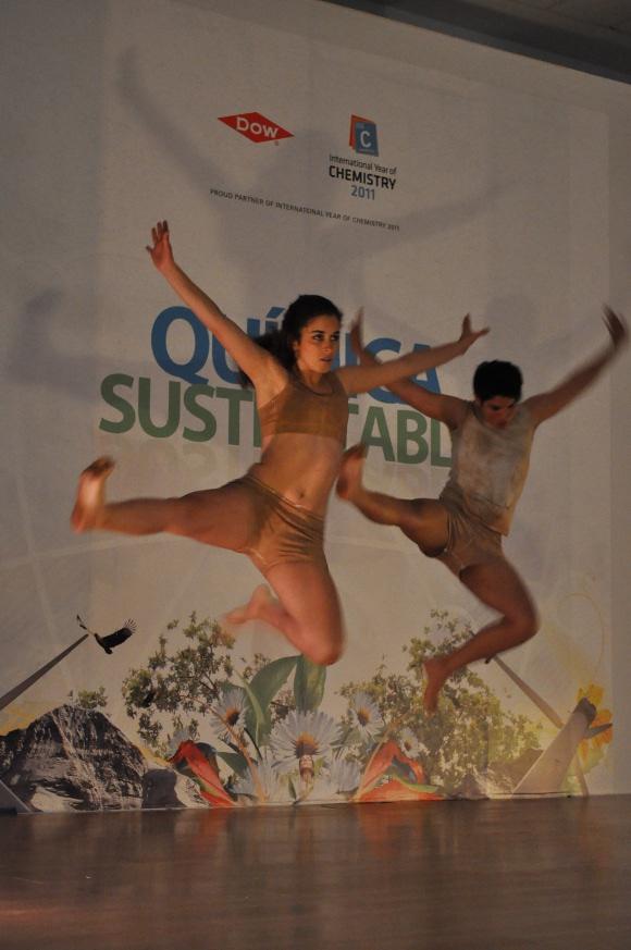 Dow Química Mexicana premia a estudiantes de danza de la UDLAP