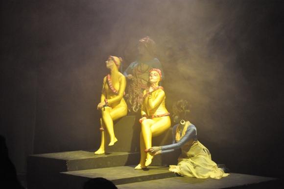 """Compañía de teatro de la UDLAP presenta """"Amor es más laberinto"""" de Sor Juana Inés de la Cruz"""