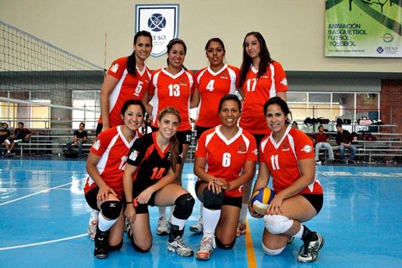 Aztecas de soccer y voleibol en la final de CONADEIP