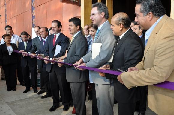 UDLAP participa en la Feria de Oportunidades Laborales 2011