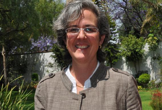 Vicerrectora de la UDLAP, presidenta del Comité Ejecutivo Nacional de la Sociedad Química de México