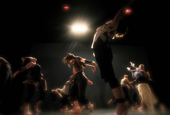Actividades y logros de la Licenciatura de Danza de la UDLAP durante Primavera 2011