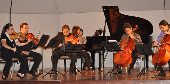 """Alumnos de la UDLAP presentan recital final en los """"Miércoles Musicales"""""""