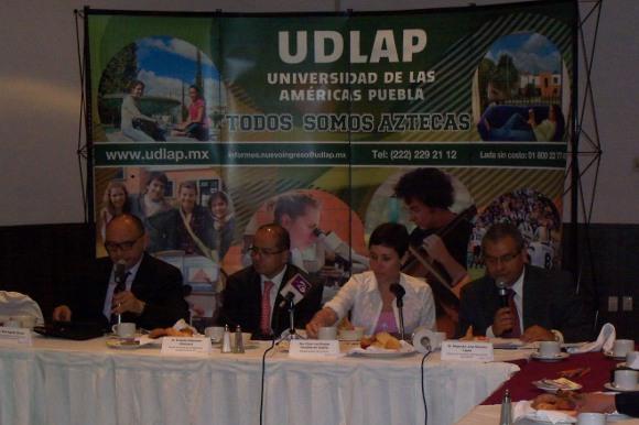Nuevas tecnologías, herramienta para potencializar la libertad de expresión: académica UDLAP