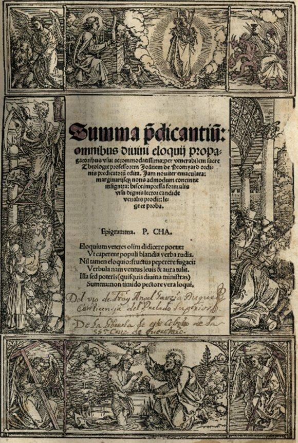 Summa Praedicantium