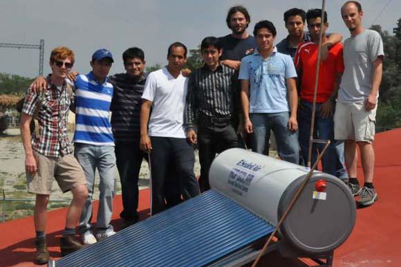 La UDLAP pone en marcha proyecto de Energías Renovables en Santa Isabel Cholula