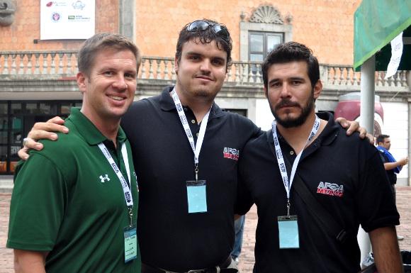 La UDLAP recibe a coaches de la república para intercambio de ideas y acrecentar el nivel del futbol americano de México