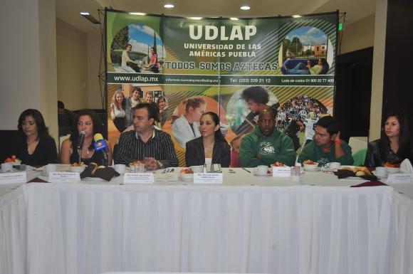 Presenta la UDLAP su programa Verano 2011
