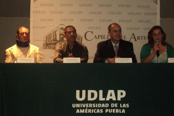 Se presentó la programación de eventos Verano 2011 de la Capilla del Arte UDLAP.