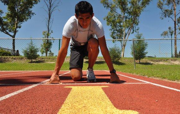 Atleta de Talleres de la UDLAP destaca en Circuito Panamericano