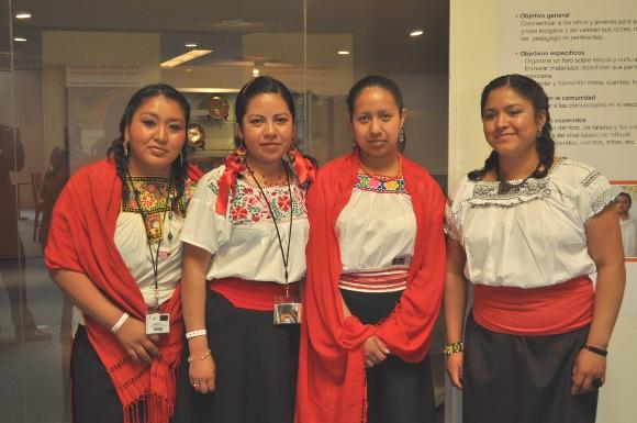 Programa de Liderazgo para Jóvenes Indígenas, un camino para evitar la migración