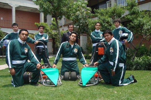La UDLAP obtiene el 1º y 2º lugar en la segunda vuelta del Electratón 2011