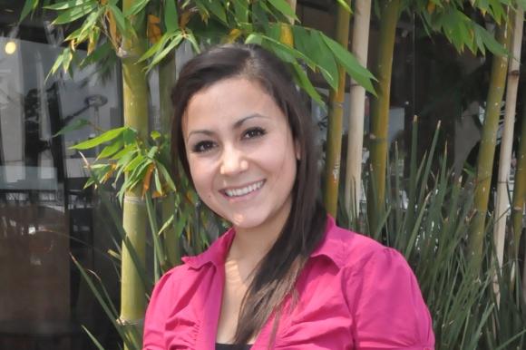 Margareth Domínguez egresada UDLAP, presenta sus investigaciones realizadas en la NASA