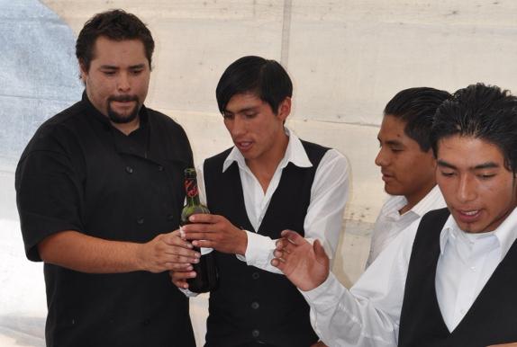 Estudiante de la UDLAP realiza proyecto de rescate gastronómico en Ozolco, Puebla