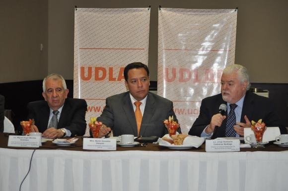 Promoverán en la UDLAP la profesionalización de Instituciones de Beneficencia Privada