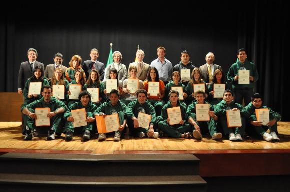 UDLAP reconoce a sus atletas con mejor promedio académico