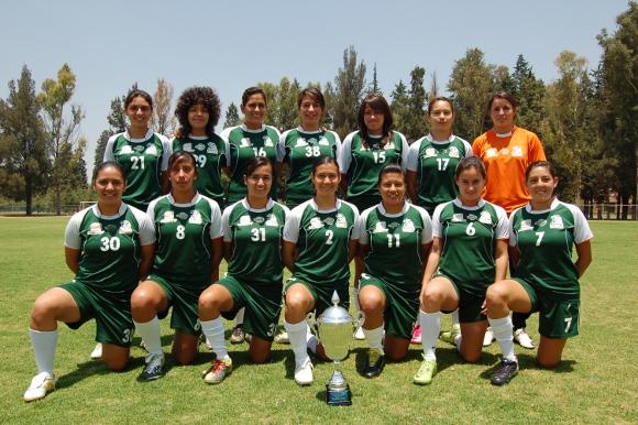 Futbolistas de la UDLAP seleccionadas para la Universiada Mundial China 2011