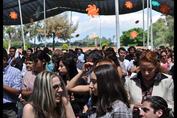 Inician actividades generación UDLAP Otoño 2011