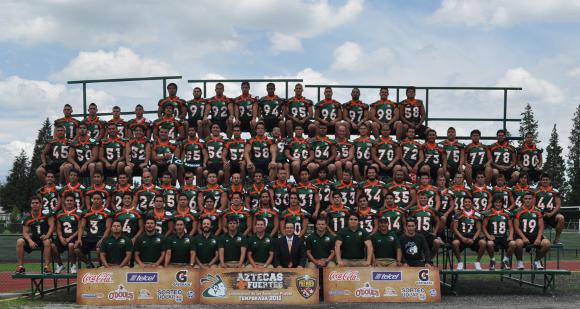Inicia el camino de Aztecas en la temporada 2011