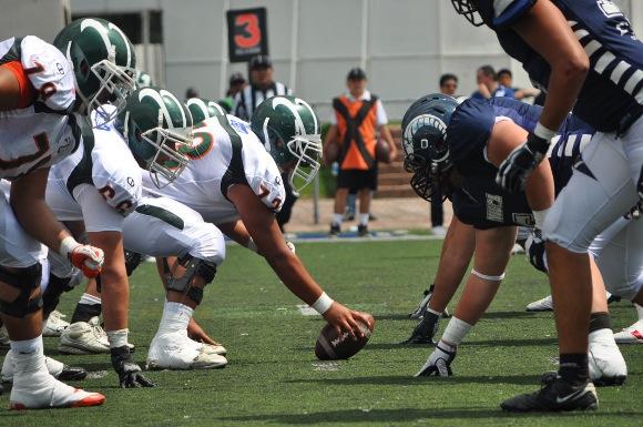 Aztecas por el tercer encuentro en la temporada 2011