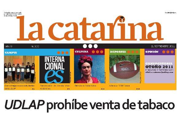 La catarina 21 septiembre 2011