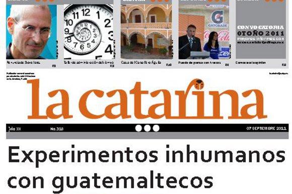 La catarina 07 septiembre 2011