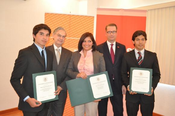 BASF Apoya a la Educación de Excelencia en México: Reconocimiento a Estudiantes de la UDLAP