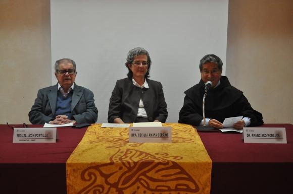 """Biblioteca Franciscana de la UDLAP sede de la 3era edición del Coloquio """"El  Universo de Sahagún pasado y presente"""""""