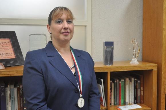 Académica de la UDLAP primera mexicana en recibir premio a la Excelencia en Bioética