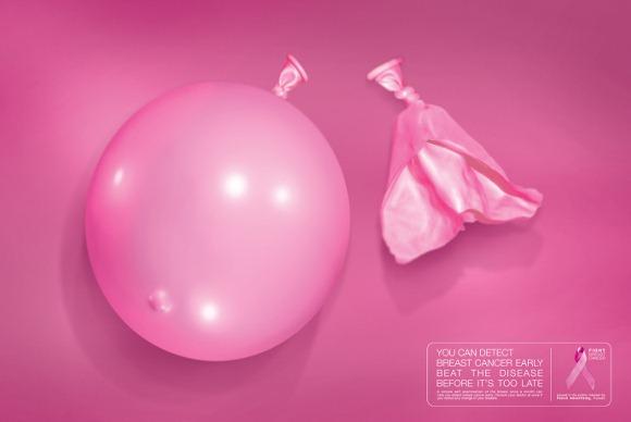 19 de octubre, día mundial contra el cáncer de mama