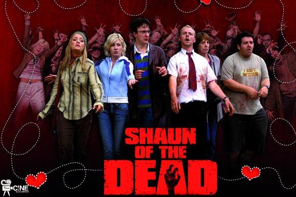 Ciclo de terror en CineClub presenta: Shaun of the Dead