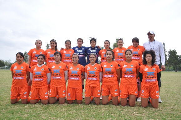 Aztecas por la final de la Copa Telmex