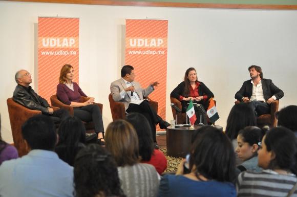 """""""La Imagen de México en la Prensa Extranjera"""", Coloquio con los mejores corresponsales del mundo en la UDLAP"""