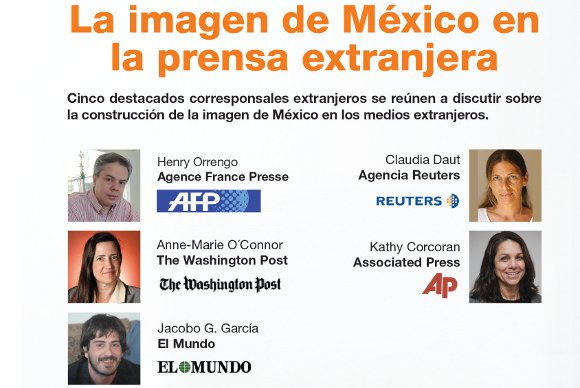 La imagen de México en la prensa extranjera