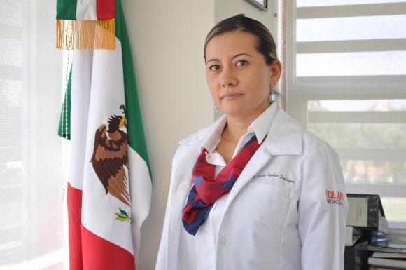 Académica UDLAP seleccionada como evaluador CONACYT