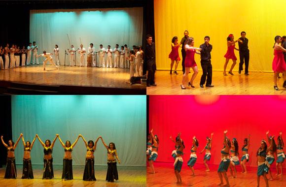 Galería de fotos de la Muestra de Baile