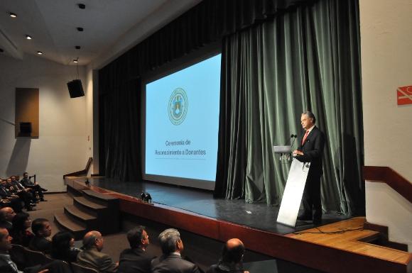 La UDLAP reconoce el esfuerzo de sus socios estratégicos