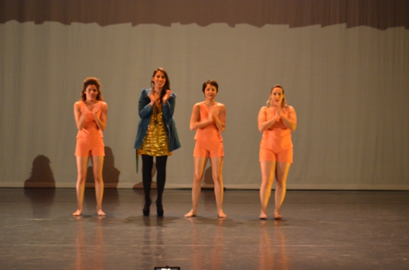 """""""BRACEROS"""", Crear conciencia a través de la Danza"""