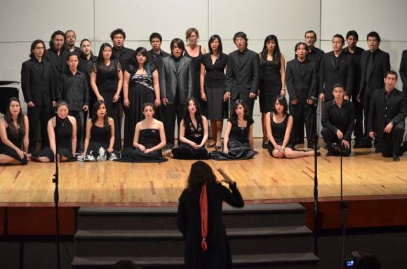 Se presenta la última actuación del año de Ópera UDLAP
