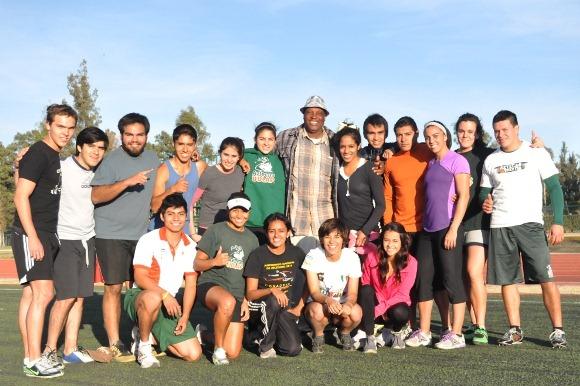 Aztecas de la UDLAP competirán en la Olimpiada Estatal de Atletismo Puebla 2012