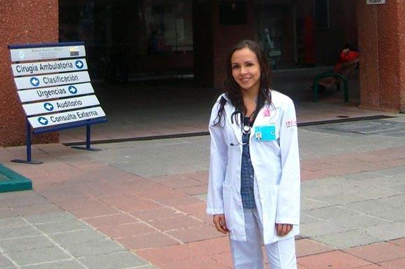 Estudiante de la UDLAP participa en congreso de Alemania