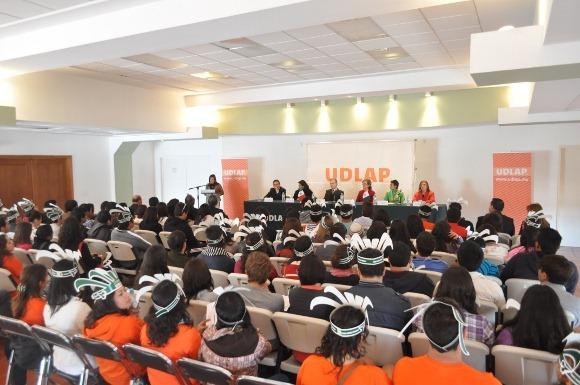 La UDLAP le dio la bienvenida a la Generación Primavera 2012