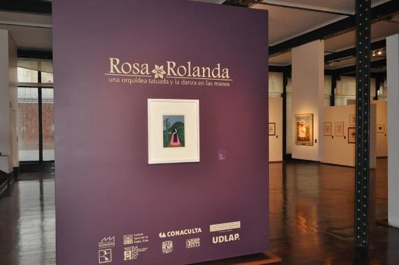 """Finaliza """"ROSA ROLANDA"""" con más de 8 mil visitantes"""