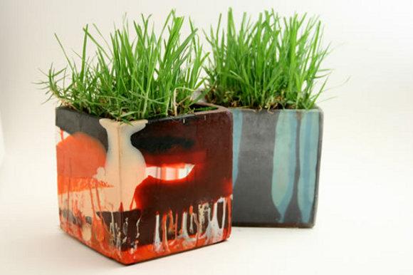 Reciclaje artístico: Transformación de Desechos