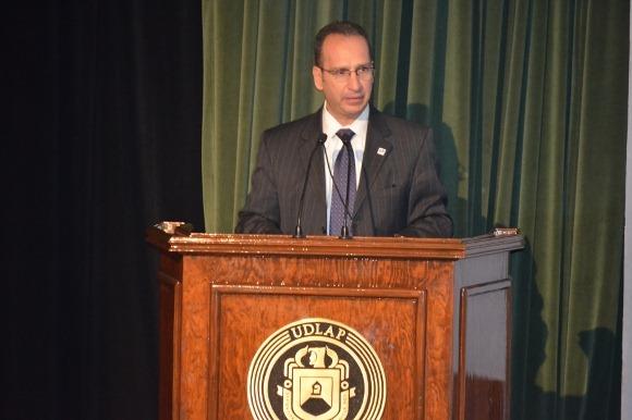 Inauguran en la UDLAP Blackboard Forum México 2012