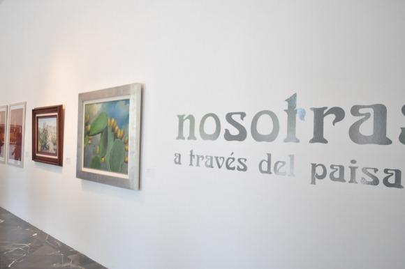 """Egresadas UDLAP muestran su obra en la exposición """"Nosotras a través del paisaje"""""""