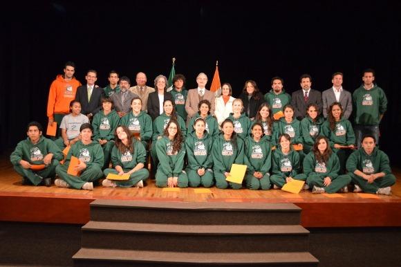 UDLAP premia sus estudiantes-deportistas con los mejores promedios académicos