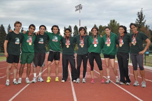 Trajo 25 medallas el equipo de Atletismo de la UDLAP