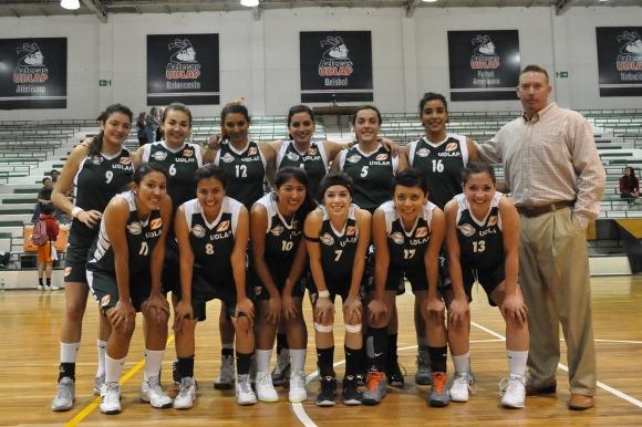 Un paso más de los Aztecas de baloncesto al Final Four